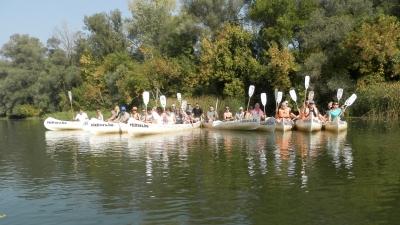 csapatépítő tréning vízitúra kép10