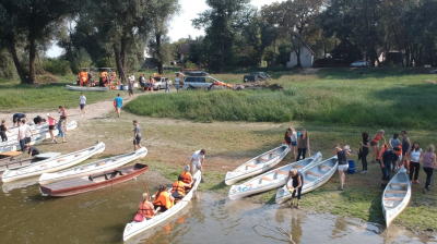 csapatépítő tréning vízitúra kép13