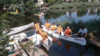 csapatépítő tréning vízitúra kép14