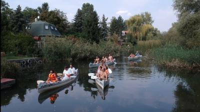csapatépítő tréning vízitúra kép15