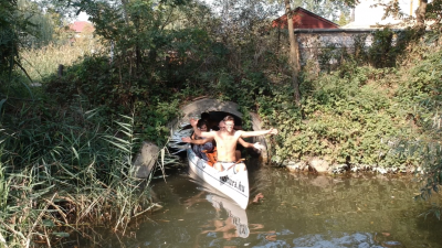 csapatépítő tréning vízitúra kép16