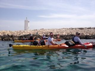 tengeri kajak vízitúra kép16