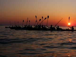 tengeri kajak vízitúra kép13