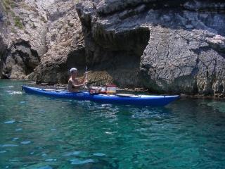 tengeri kajak vízitúra kép9