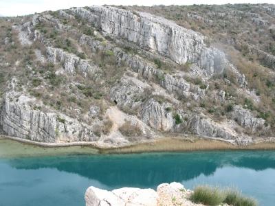 zrmanja kanyon vízitúra kép2206