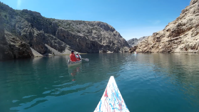 zrmanja kanyon vízitúra kép5913