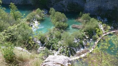 zrmanja kanyon vízitúra plitvicei tavak kép315