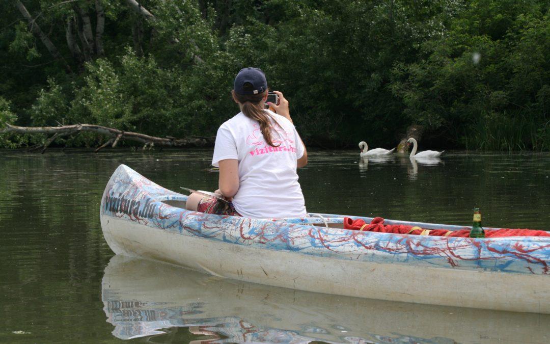 Tisza-tó vízitúra