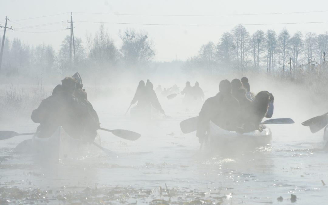 Hévíz vízitúra 2018-2019 téli szezon