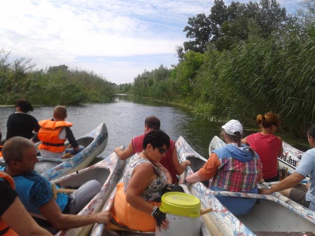 Nyáron is vízitúrázhatunk a Vajas-fokon